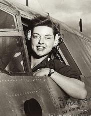 femme pilote