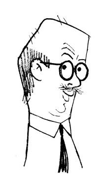 PD Eastman portrait